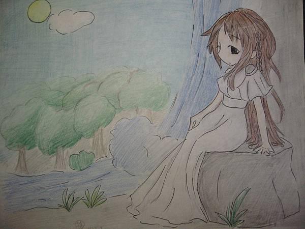 月下美人(?)