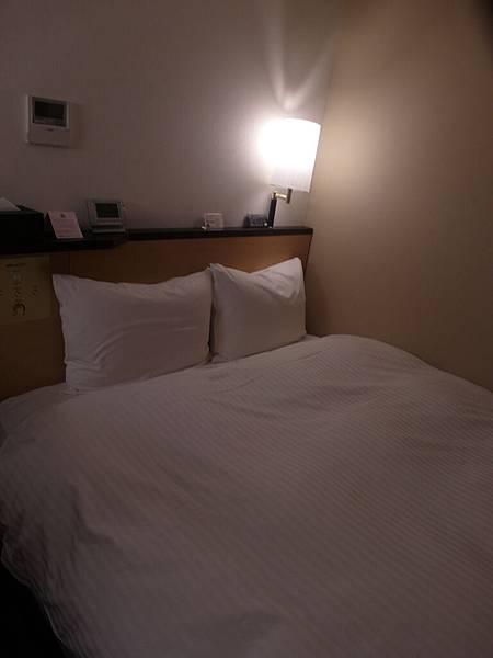 小,軟又暖的床鋪