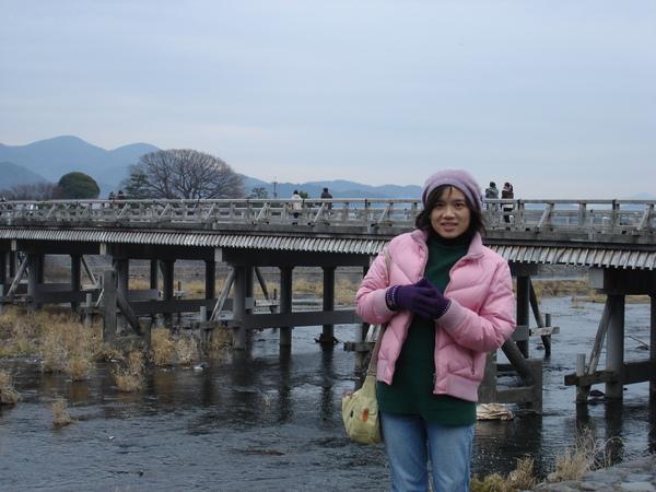 嵐山度月橋