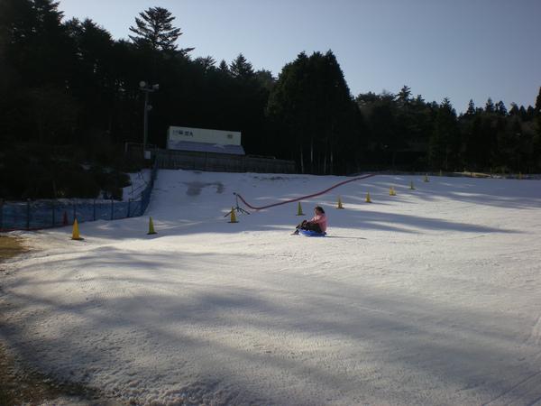 有看到我嗎 六甲山滑雪場