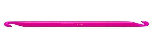 粉彩雙鉤長鉤針