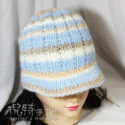 俏皮帽沿帽3