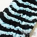 千層雪雙色(黑+藍)