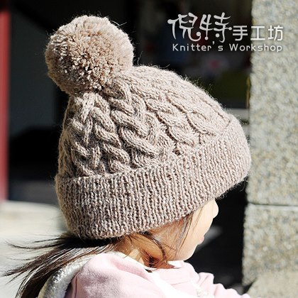 麻花球球帽7