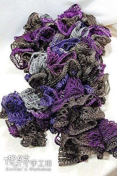 華麗圍巾3