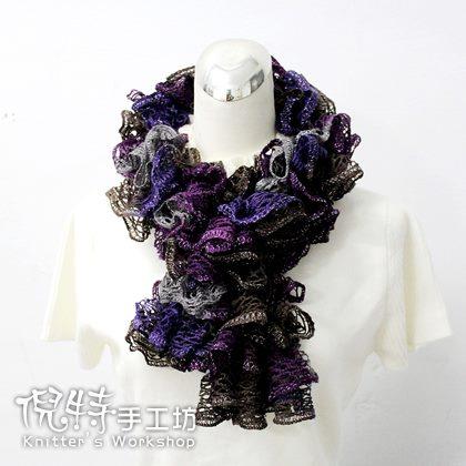華麗圍巾1