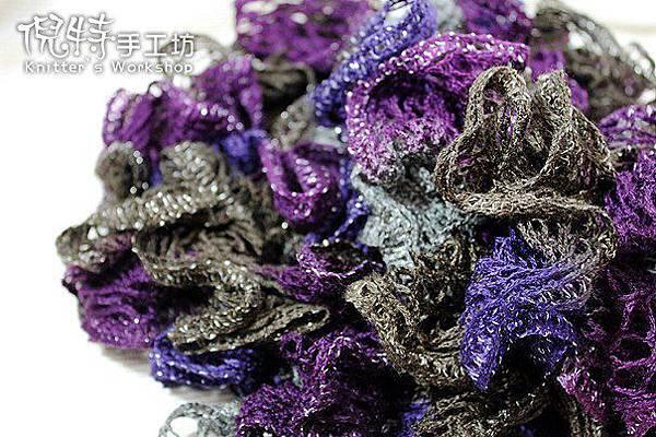 華麗圍巾4