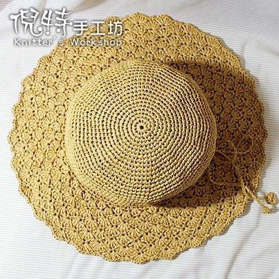 陽光紙線帽4