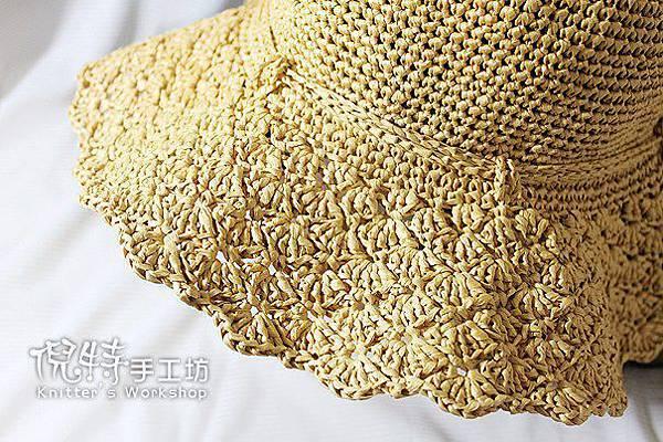 陽光紙線帽3