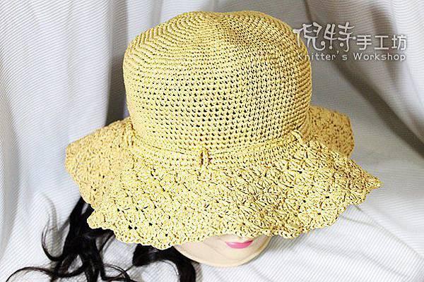 陽光紙線帽2