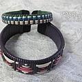 (風老師作品)皮繩手環3