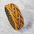 (風老師作品)皮繩手環6