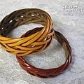 (風老師作品)皮繩手環7