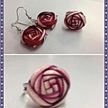 皮繩類-玫瑰2