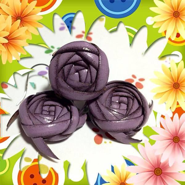 皮繩類-玫瑰1