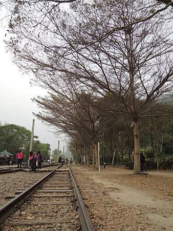舊泰安火車站