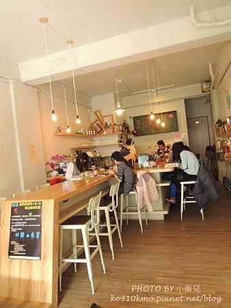 尋鹿咖啡with Fish 059