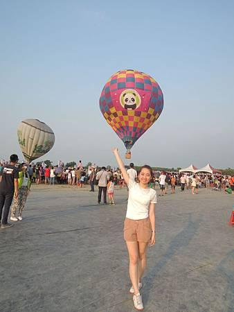 彰化熱氣球 184