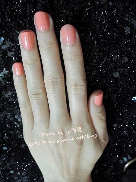 UNT指甲油-永遠存在的少女心 (7)