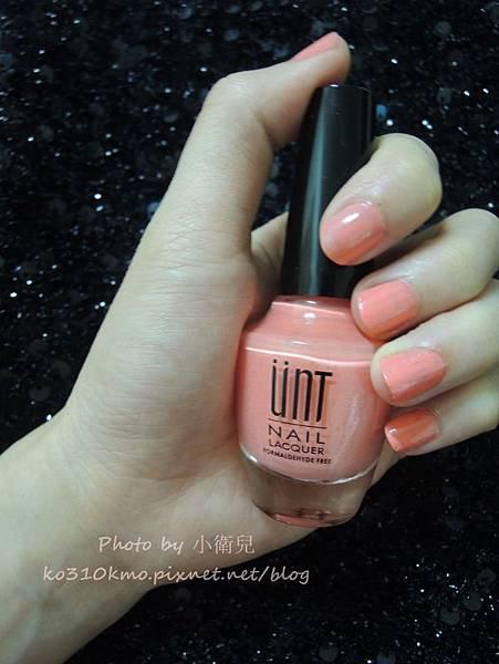 UNT指甲油-永遠存在的少女心 (6)