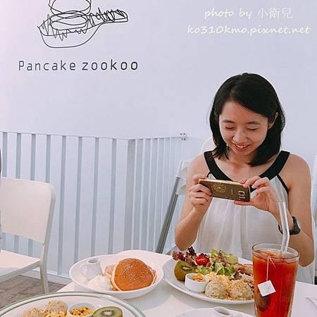 入口鬆餅Pancake ZooKoo_10