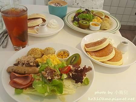 入口鬆餅Pancake ZooKoo_06