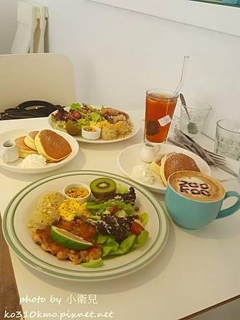 入口鬆餅Pancake ZooKoo_05