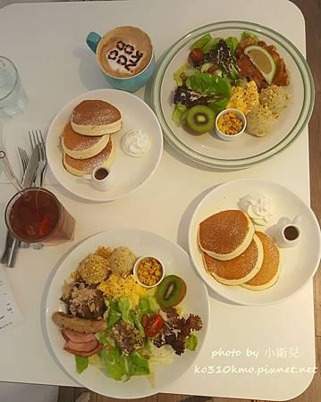 入口鬆餅Pancake ZooKoo_04