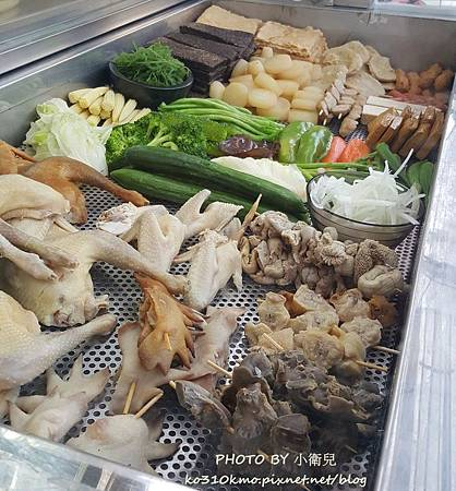 彰化小么雞鹽水雞  (5)