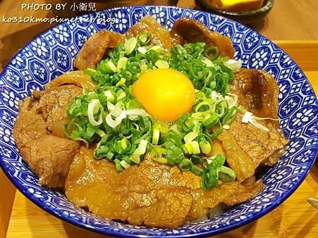 台中-開丼 燒肉vs丼飯_08