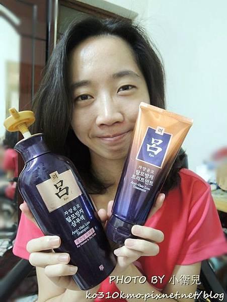呂RYO滋養韌髮 (7)