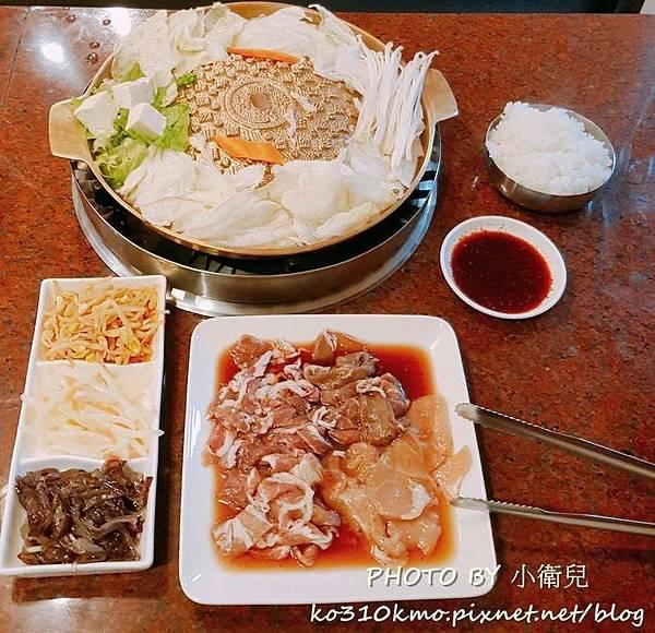 銘谷韓國銅板烤肉 (2)