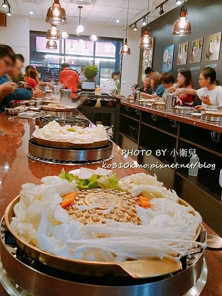 銘谷韓國銅板烤肉 (1)