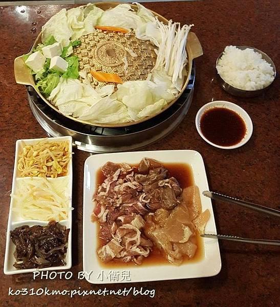 銘谷韓國銅板烤肉 (7)