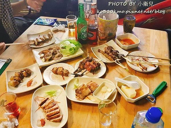 疆疆串燒烤肉店 (2)