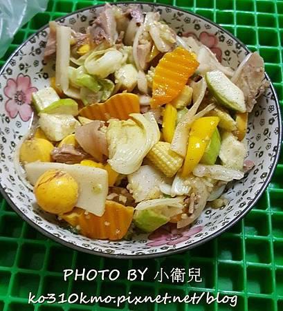 彰化雞之鄉鹽水雞 (8)