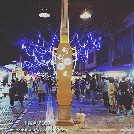 花蓮市舊鐵道商圈