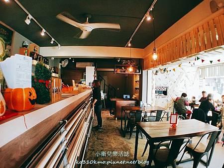 彰化Místo Cafe (3)