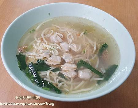 彰化阿菊蛤仔麵 (8)