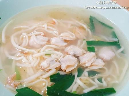 彰化阿菊蛤仔麵 (2)