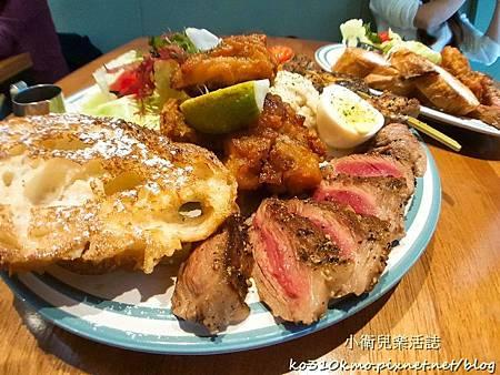 台中早午餐-hoyo cafe (3)