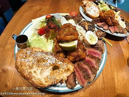 台中早午餐-hoyo cafe (2)
