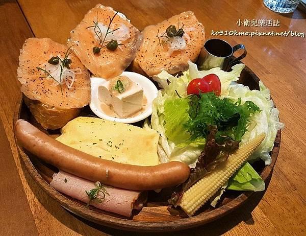 台中早午餐-hoyo cafe (4)