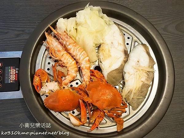 彰化 蒸鮮蒸氣美食 (3)