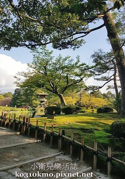 日本兼六園 (4)