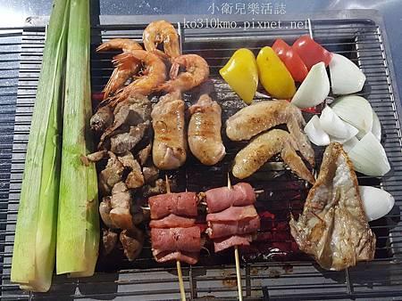 小琉球燒烤-筑安心燒物吃到飽 (7)