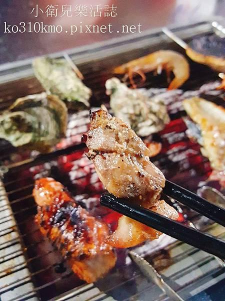小琉球燒烤-筑安心燒物吃到飽 (18)