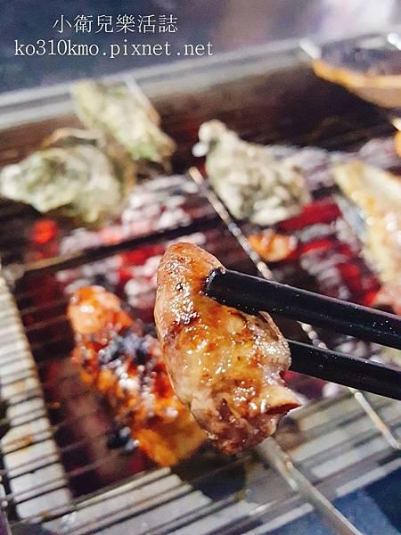小琉球燒烤-筑安心燒物吃到飽 (17)