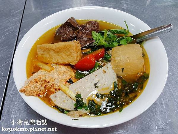 胡明理越南美食-越南米線 (1)