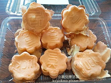 胡明理越南美食-雞蛋糕 (3)